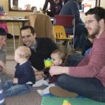 Sharing Parenting Dad's Matter