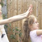 Sharing Parenting Raising Children
