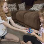 Sharing Parenting Sibling Rivalry