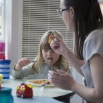 Sharing Parenting Food for Thought