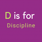 Sharing Parenting D is for Discipline