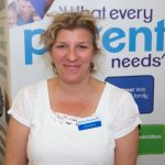 Louise Sharing Parenting Family Support Practitioner