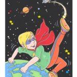 Sharing Parenting Corona-Superhero Activity Book